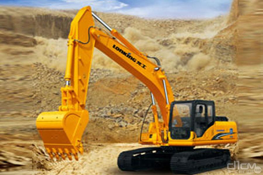 龙工LG6225D履带挖掘机产品性能如何
