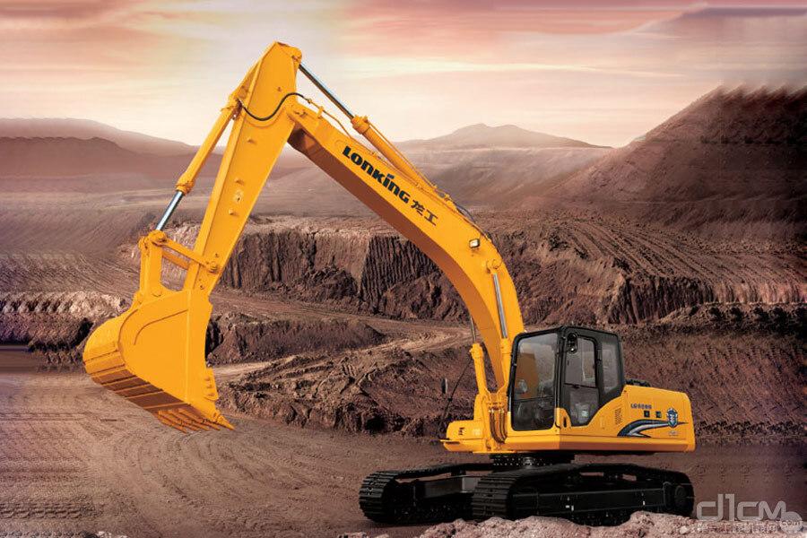 龙工LG6285履带挖掘机产品性能如何