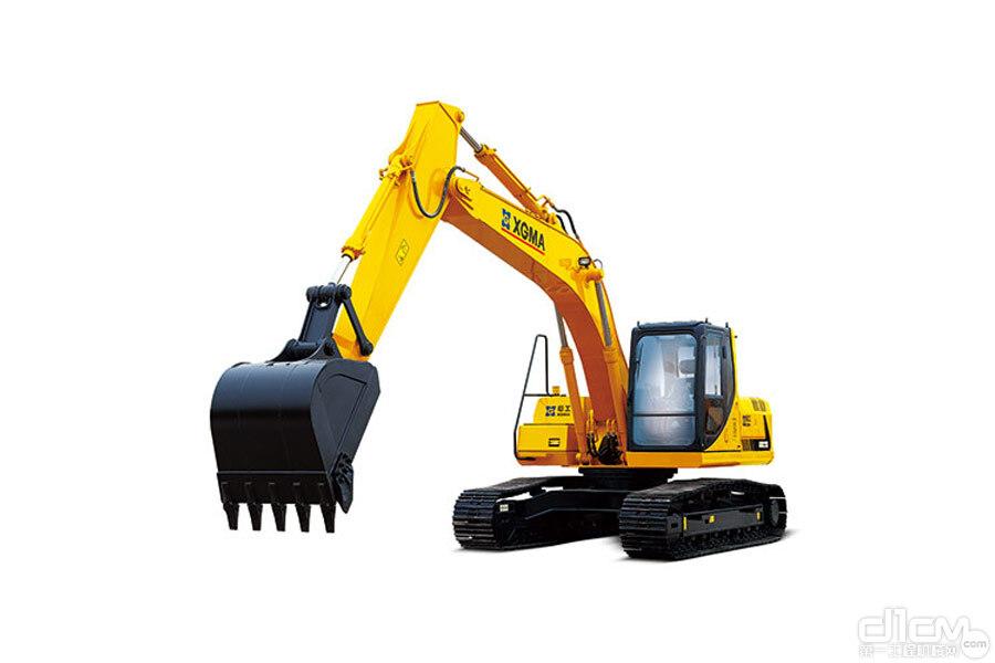 厦工XG822FL履带挖掘机产品性能如何