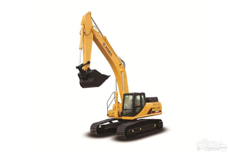 厦工XG836FL履带式挖掘机功能介绍大全
