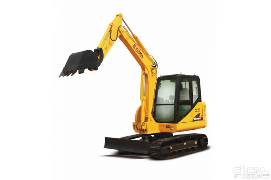 厦工XG806F履带式挖掘机售价多少钱