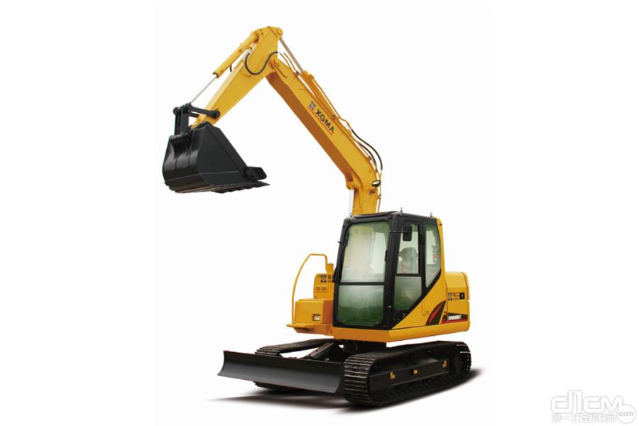 厦工XG809F履带式挖掘机售价多少钱