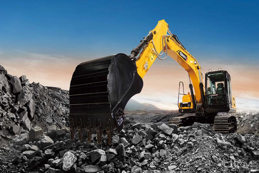 三一SY155H Pro小型挖掘机图片