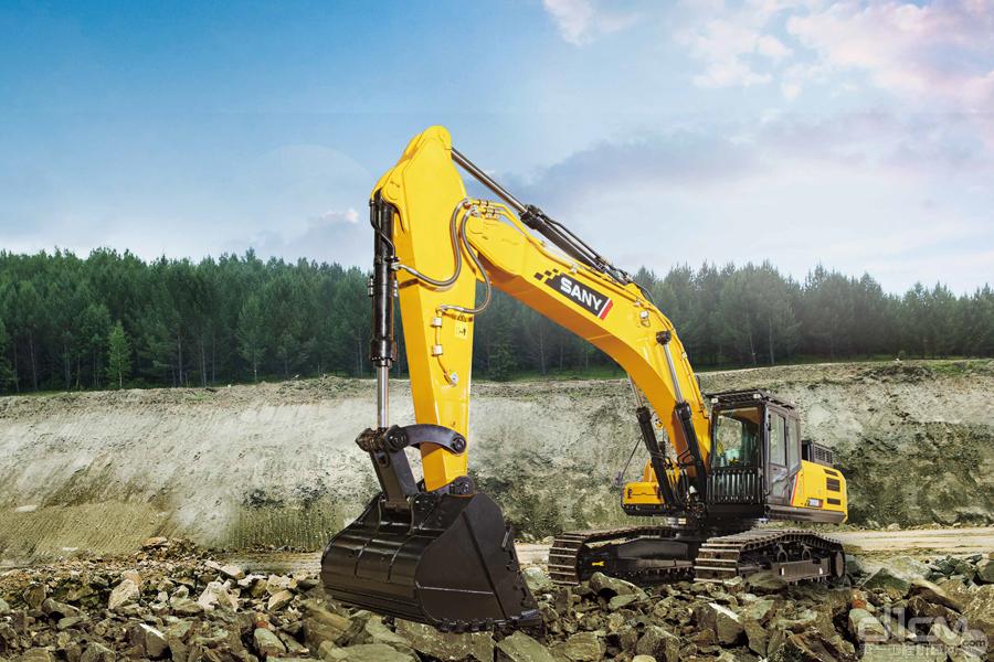 三一SY415H Pro 矿山型挖掘机图片