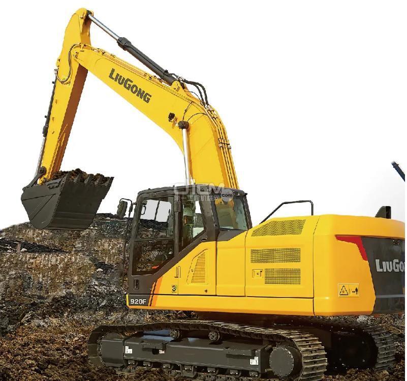 柳工920F履带挖掘机产品性能如何