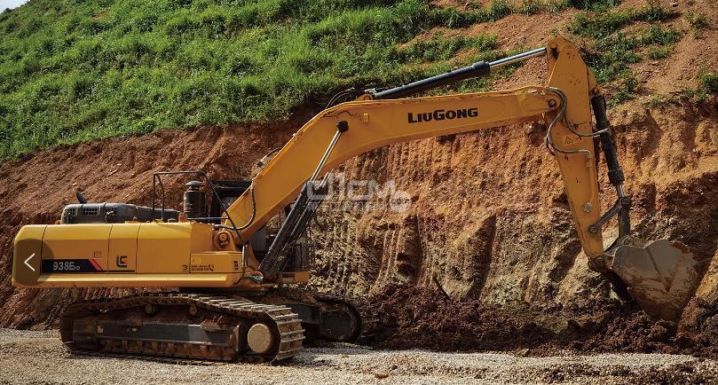 柳工CLG938EHD履带挖掘机产品性能如何