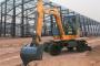 XE60WA轮式挖掘机图片