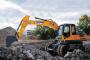 XE150WD轮式挖掘机图片
