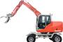 XG8075W輪式挖掘機圖片