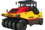 XG6303P轮胎压路机图片