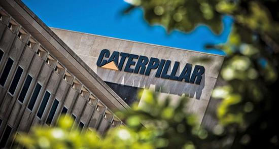 卡特彼勒第二季度销售额为100亿美元,同比下降31%