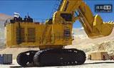 PC8000正鏟挖機