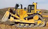 CAT D11T推土機工作視頻