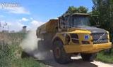 沃尔沃A25F卡车