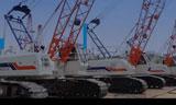 中联重科ZCC系列履带吊视频