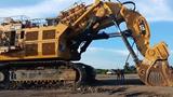 卡特彼勒 Cat 6090FS正铲挖掘机调试