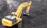 小松 PC800挖掘机 矿山清洁工
