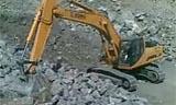 厦工833挖掘机的品质
