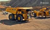堪比创造变形金刚!小松930E重型矿卡在世界最大露天铜矿组装过程