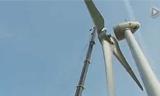 風電吊裝利勃海爾1200噸視頻