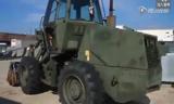 凯斯W14B美军用装载机视频