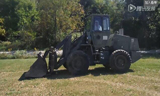 凯斯620K型军用装载机