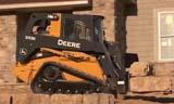 约翰迪尔333E高驱动滑移装载机 结构优化再升级