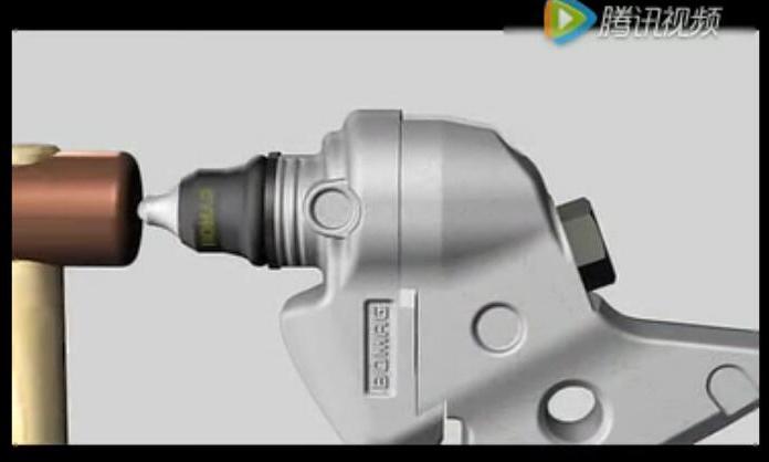 宝马格最新研发设计的BRS05快速刀座更换系统