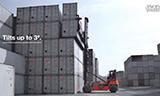 卡爾瑪發布新型空箱堆高機