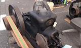 已经91年历史的久保田B型旧发动机