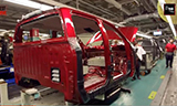 超级汽车工厂:2017日产Nissan TITAN XD组装生产线