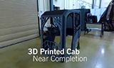 IFPE的3D打印挖掘机将彻底改变制造与设计