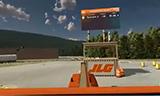 捷尔杰采用高空作业平台模拟器的未来培训方式