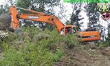 斗山340LCV挖掘机