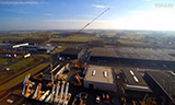 第一台新型利渤海尔MK140 Plus移动式塔式起重机在荷兰