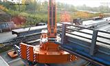 利渤海尔LTM 1300-6.2全地面起重机工作