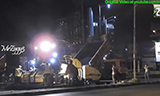 住友HA90C沥青摊铺机视频