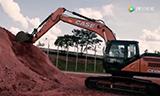 小身躯大心脏 凯斯CX180履带挖掘机