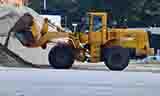 日立ZW310轮式装载机工作