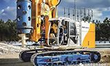 宝峨新款BG 15 H 专用型旋挖钻机