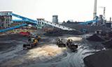 徐工LW600FV装载机煤化工作业