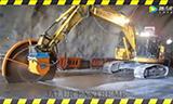 这是我见过最大挖掘机最快最新的技术,重型挖掘机工作技能!