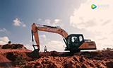 凯斯新装CX180C挖掘机