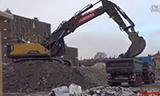 沃爾沃 EC220ENL 挖掘機