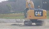 卡特彼勒 320E 挖掘机