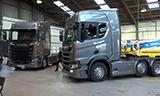 斯堪尼亚新一代卡车 S580 & R450