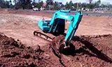 Sk200-8神钢挖掘机视频