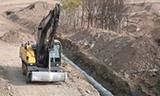 沃尔沃轮式挖掘机EW205D介绍