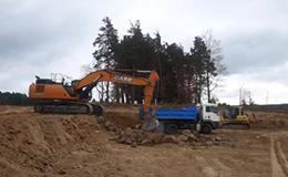 凯斯CX490D挖掘机