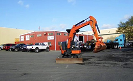 日立ZX35U-5A挖掘机